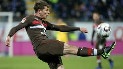 Spielt seit 2014 für den FC St. Pauli: Daniel Buballa