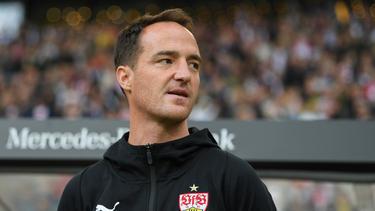 Nico Willig will mit dem VfB die Klasse halten