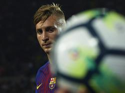 Deulofeu apenas cuenta para Valverde y podría dejar Barcelona en enero. (Foto: Getty)