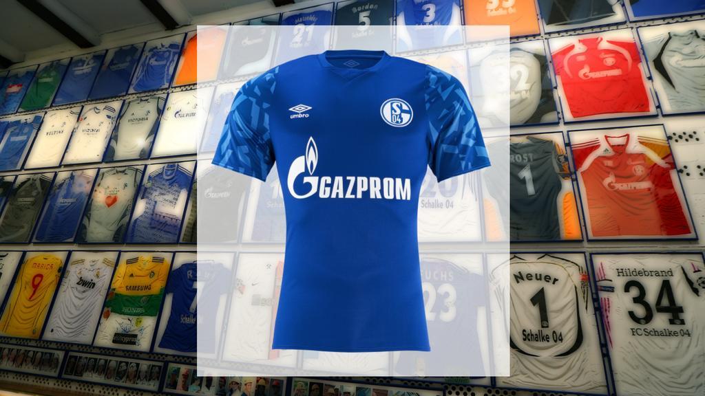 new styles 699f7 f1aab Diashow - Schalke-Trikots im Wandel der Zeit