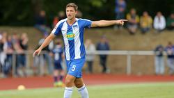 Niklas Stark bleibt wohl bei Hertha BSC