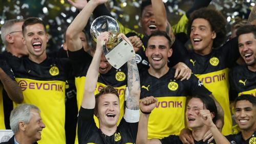 Wo Wird Der Supercup 2021 Гјbertragen