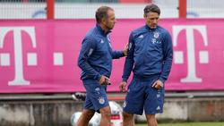 Niko Kovac hat beim FC Bayern keinen leichten Stand
