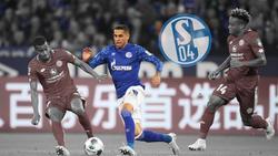 Omar Mascarell (M.) überzeugte beim Saisonstart des FC Schalke 04