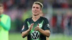 Felix Klaus reist nicht mit dem VfL Wolfsburg nach Belgien