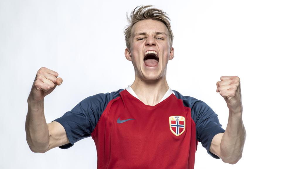 Odegaard aún puede sellar el billete para la Euro en el repechaje.