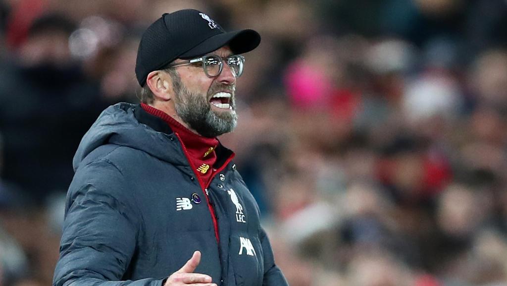 Jürgen Klopp wird sein Team nicht im Ligapokal betreuen