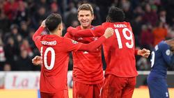 FC Bayern feiert Rekorde in der Champions League