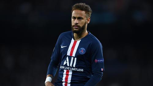 Erneute Wechselgerüchte um PSG-Star Neymar