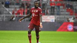 Dayot Upamecano droht beim FC Bayern eine Pause