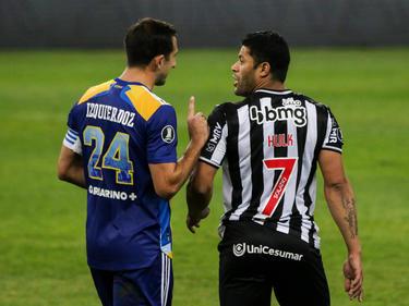 Carlos Izquierdoz es uno de los sancionados.