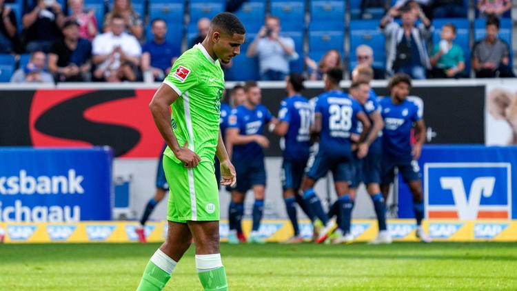 Der VfL Wolfsburg gab die Führung aus der Hand