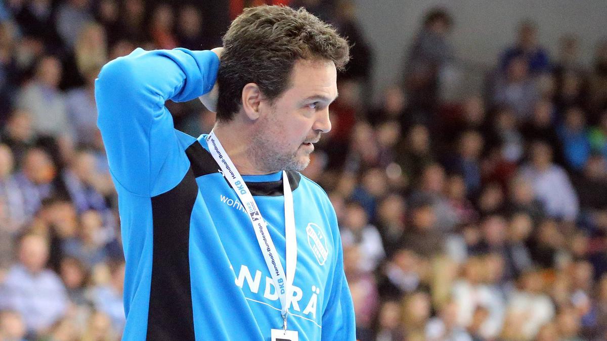 Markus Baur erwartet vom DHB-Team eine deutliche Steigerung