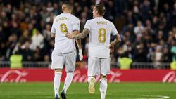 El Madrid no consiguió nada positivo en su visita a Orriols.
