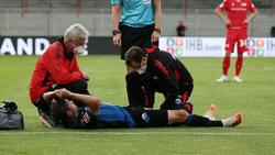 Christian Strohdiek fällt für den Rest der Saison aus