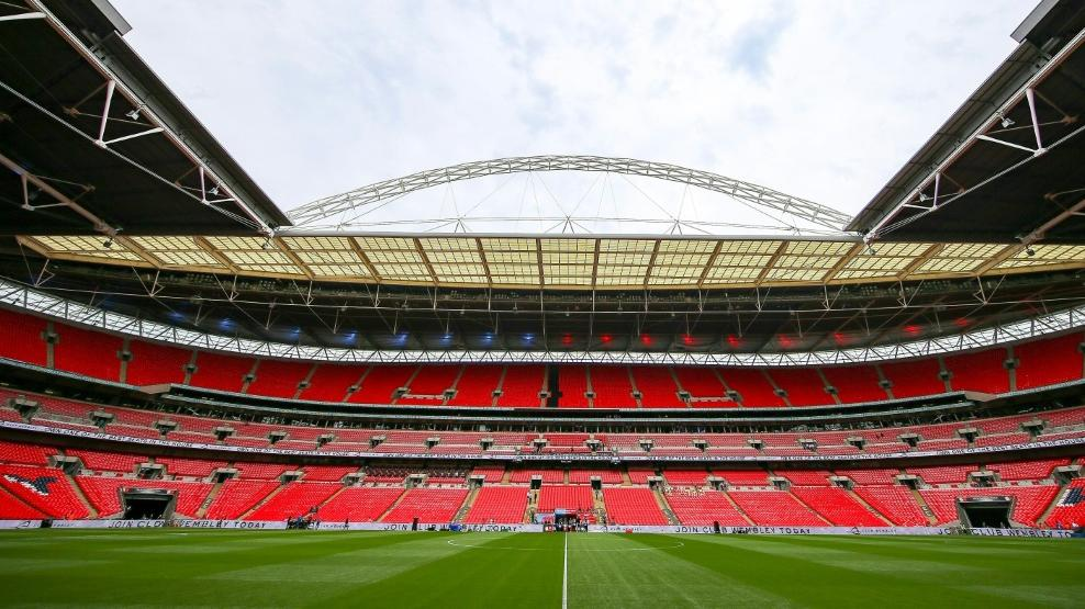 England trifft im leeren Wembley-Stadion auf Wales