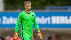 Wünscht sich eine Berufung in die Nationalmannschaft: Alexander Schwolow