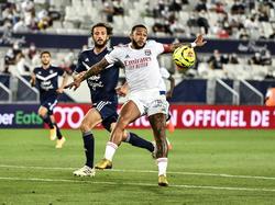 Depay juega en el Olympique Lyon.