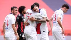 PSG gab sich gegen Nizza keine Blöße