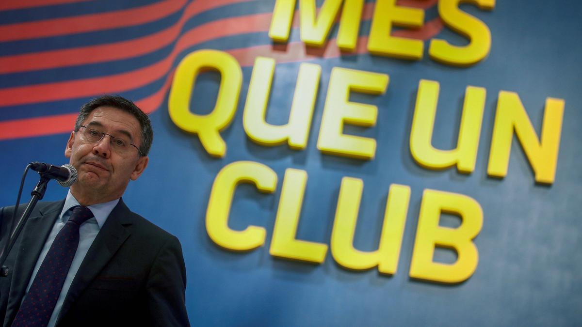 Steht beim FC Barcelona in der Kritik: Josep Maria Bartomeu