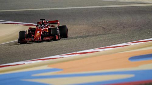 Sebastian Vettels ruppiger Freitag war die Folge eines Experiments