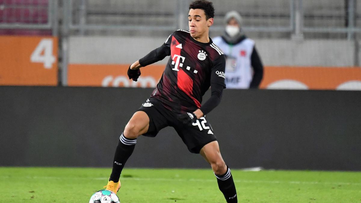 Jamal Musiala spielt seit 2019 beim FC Bayern