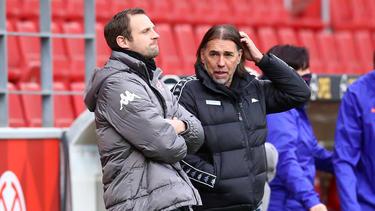 Der 1. FSV Mainz 05 will keine Transfer erzwingen