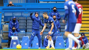 Der FC Chelsea feierte einen Sieg in der Premier League