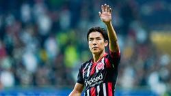 Makoto Hasebe spielt seit 2014 für die Frankfurter Eintracht