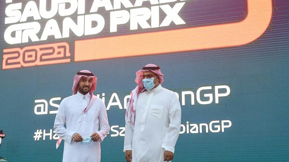 Die Formel 1 gastiert im Dezember in Saudi-Arabien