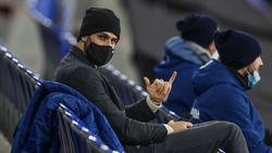 Goncalo Paciência könnte wieder eine Option beim FC Schalke 04 sein