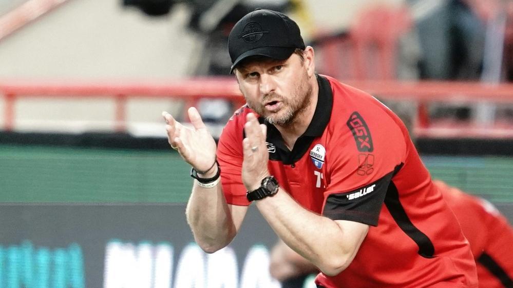 Steffen Baumgart wechselt zum 1. FC Köln - und war Thema beim FC Schalke 04