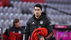 Marc Roca will sich beim FC Bayern durchsetzen