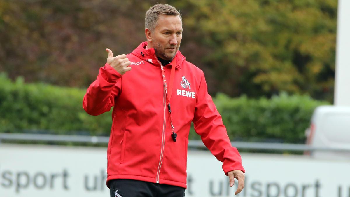 Manfred Schmid verlässt den 1. FC Köln
