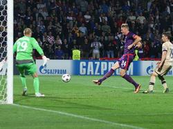 Das Goldtor von Roman Kienast beschert der Austria Millioneneinnahmen in der Champions League