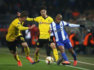 El Dortmund ganó 2-0 al Oporto en la ida en Alemania. (Foto: Getty)