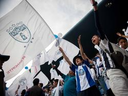 El 2-0 hace soñar a la afición de Pachuca. (Foto: Imago)