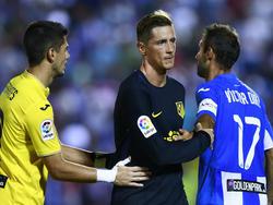 Torres verabschiedet sich gefrustet von den Gegenspielern