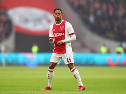 Justin Kluivert con la camiseta del Ajax de Ámsterdam. (Foto: Getty)