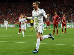 Gareth Bale spielt seit 2013 für die Königlichen