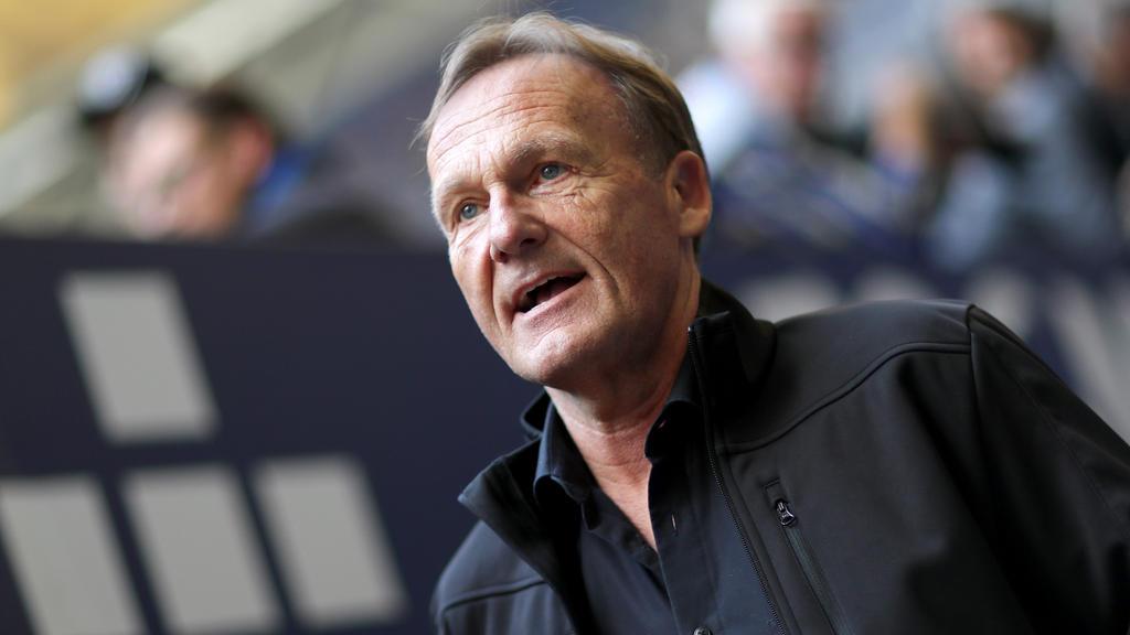 Hans-Joachim Watzke freut sich für die Serie A