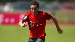 Sebastian Rudy hat beim FC Bayern noch bis 2020