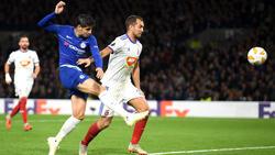 Morata marcó el único tanto del partido para el Chelsea. (Foto: Getty)