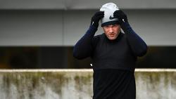Wayne Rooney nimmt Abschied von der englischen Nationalmannschaft