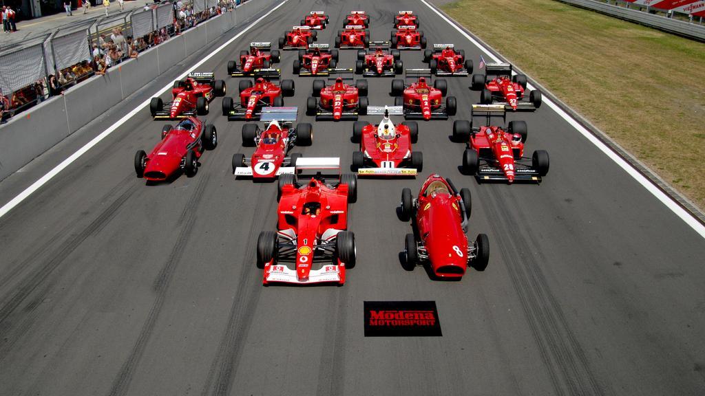 Die Scuderia Ferrari ist seit jeher fester Bestandteil der Formel 1