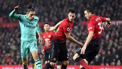 Manchester United und Arsenal FC trennen sich 2:2-Unentschieden