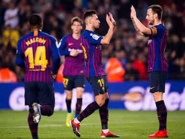 Munir fue uno de los protagonistas del Barcelona en Copa. (Foto: Getty)