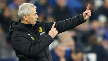 Lucien Favre hat sich beim BVB in kürzester Zeit einen Namen gemacht