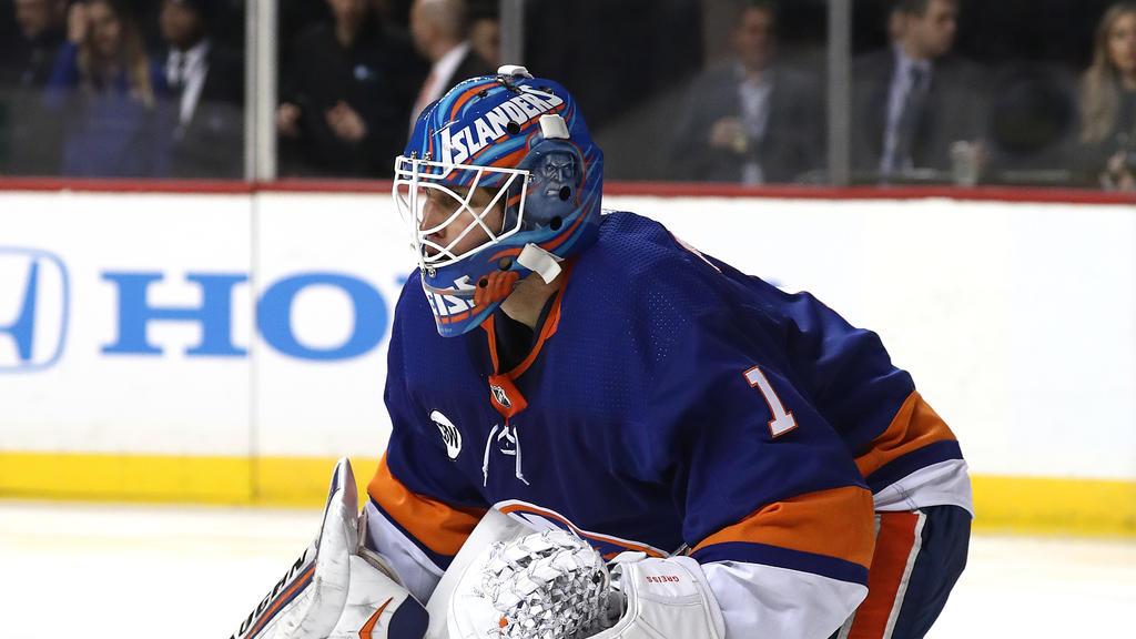 Thomas Greiss parierte für die New York Islanders 30 Schüsse