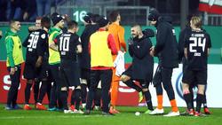 Der FC Augsburg steht im Viertelfinale des DFB-Pokals